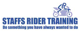 Staffs Rider Motorcycle Training Logo